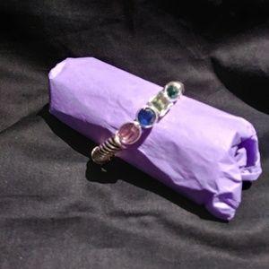 Jewelry - Stretch multi color bracelet